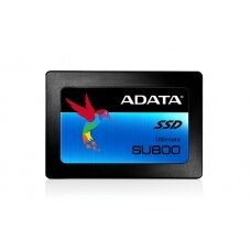 """ADATA Ultimate SU800 256 GB, SSD form factor 2.5"""", SSD interface SATA, Read speed 560 MB/s, Write speed 520 MB/s"""
