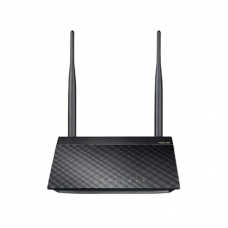 Asus Router RT-N12E 802.11n, 300 Mbit/s, 10/100 Mbit/s, Ethernet LAN (RJ-45) ports 4, Antenna type 2xExternal 5dBi, Repeater/AP, IPTV support, Plug-n-Play, ASUSWRT graphic interface, EZ QoS, IPv6, DDWRT open source support