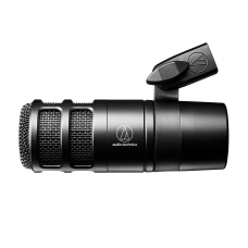 Audio Technica Hypercardioid Dynamic Podcast Microphone AT2040 Black