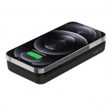 Belkin BOOST CHARGE Magnetic Portable Wireless Charger 10K, Black