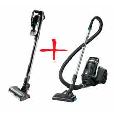 Bissell Bundle of Icon Pet Hand & Stick Vacuum Cleaner & SmartClean Vacuum Cleaner