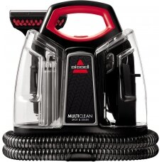 Bissell MultiClean Spot & Stain SpotCleaner Vacuum Cleaner 4720M Handheld, Black/Red
