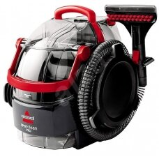 Bissell Spot Cleaner SpotClean Pro Corded operating, Handheld, Washing function, 750 W, Red/Titanium, Warranty 24 month(s)