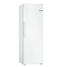 Bosch Šaldiklis GSN33VWEP Energy efficiency class E, Free standing, Upright, Height 176 cm, No Frost system, 39 dB, White