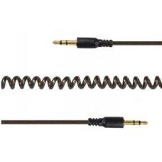 CABLE AUDIO 3.5MM 1.8M SPIRAL/CCA-405-6 GEMBIRD