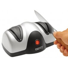 Camry Knife sharpener CR 4469 Electric, Black/Silver, 60 W, 2