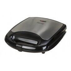 Camry Sandwich maker XL CR 3023 1500 W, Number of plates 1, Number of pastry 4, Black