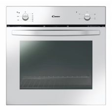 Candy Orkaitė FCS100W Multifunction, 71 L, White, Manual, A, Rotary knobs, Height 60 cm, Width 60 cm, Conventional