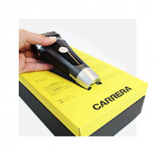 Carrera Barzdaskutė  No. 421 Cordless, Charging time 1.5 h, Operating time 45 min, Wet use, Lithium Ion, Number of shaver heads/blades 3, Grey/Black