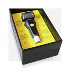 Carrera Barzdaskutė   No. 521  Cordless, Charging time 1,5 h, Operating time 60 min, Wet use, Lithium Ion, Number of shaver heads/blades 4, Grey/Black