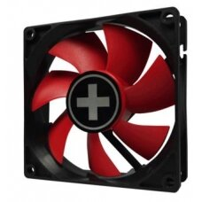 CASE FAN 92MM REDWING 3PIN+4P/12V XF038 XILENCE