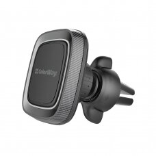 ColorWay Magnetic Car Holder For Smartphone Air Vent-2 Gray, Adjustable, 360 °
