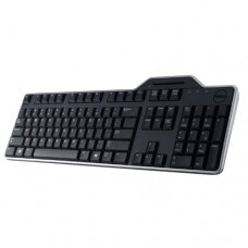 Dell KB813 Smartcard keyboard, Wired, Black, English