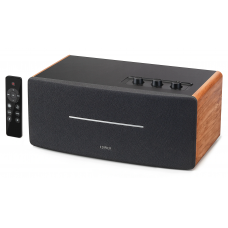 Edifier Small Powered Speaker D12  Brown, Bluetooth, Wireless connection