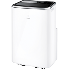 Electrolux Air Conditioner EXP26U338CW Number of speeds 4, Fan function, White