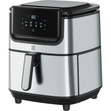 Electrolux Air Fryer  Explore 6 E6AF1-6ST Power 1800 W, Stainless steel/Black