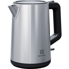 Electrolux Create 4 Virdulys E4K1-4ST Electric, 2400 W, 1.7 L, Stainless steel/Plastic, 360° rotational base, Stainless steel