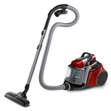 Electrolux Vacuum Cleaner UltraFlex EUFC8ANIMA Bagless, Power 750 W, Dust capacity 1.6 L, Red