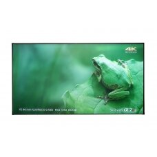 Elite Screens AR100H-CLR Projection Screen, Fixed frame, 100''/16:9