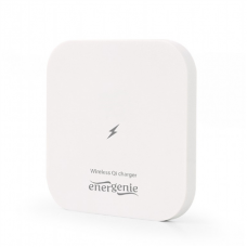 Energenie Wireless Qi charger, 5 W, square, White EnerGenie