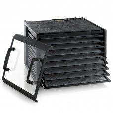 Excalibur Food Dehydrator 4926TBCD Power 600 W, Number of trays 9, Temperature control, Integrated timer, Black