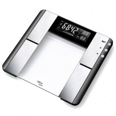 Gallet Personal scale Trézlidé GALPEP817 Maximum weight (capacity) 150 kg, Accuracy 100 g, Memory function, Multiple user(s), Stainless steel