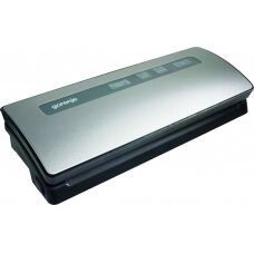 Gorenje Bar Vacuum sealer VS120E Power 120 W, Grey