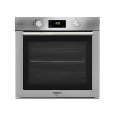 Hotpoint Orkaitė FA4S 842 J IX HA 71 L, Electric, Knobs and electronic, Height 59.5 cm, Width 59.5 cm, Inox