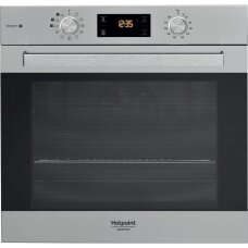 Hotpoint Orkaitė FA5S 841 J IX HA 71 L, Electric, Steam, Electronic, Height 59.5 cm, Width 59.5 cm, Stainless steel