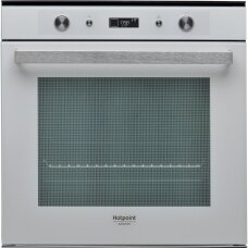 Hotpoint Orkaitė FI7 861 SH WH HA 73 L, Electric, Hydrolytic, Knobs, Height 59.5 cm, Width 59.5 cm, White