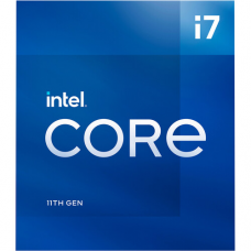 Intel i7-11700, 2.50 GHz,  FCLGA1200, Processor threads 16, Packing Retail, Processor cores 8, Component for PC