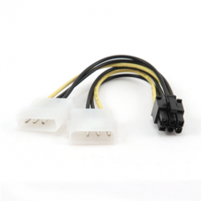 Internal power adapter cable for PCI express Cablexpert
