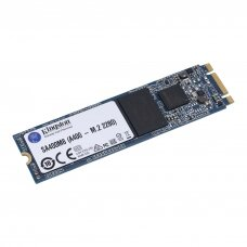 Kingston A400 480 GB, SSD interface M.2 SATA, Write speed 450 MB/s, Read speed 500 MB/s