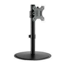 """Logilink Monitor Stand BP0110 Desk Mount, 17-32 """", Maximum weight (capacity) 8 kg, For Flat/Curved Monitor, Black"""