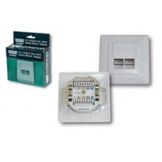 Logilink NP0035 Cat5e, • Tested according to LINK Performance CLASS D, for up to 300 MHz • Complete shielding of the RJ45 sockets and the LSA+ strips by a fully encompassing diecast metal housing • Integrated installation cable strain relief • Shielded RJ