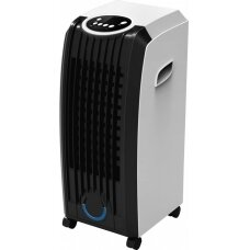 MPM Portable air coooler MKL-01 Free standing, Fan function, Number of speeds 3, White/Black, Remote control