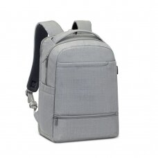 """NB BACKPACK CARRY-ON 15.6""""/8363 GREY RIVACASE"""