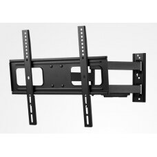 "ONE For ALL Full-Motion TV Wall Mount WM2453 32-65 "", Maximum weight (capacity) 50 kg, Black"