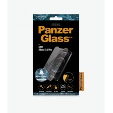"""PanzerGlass Apple, For iPhone 12/12 Pro, Glass, Transparent, Clear Screen Protector, 6.1 """""""
