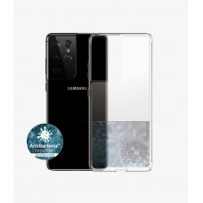 PanzerGlass ClearCase Samsung, Galaxy S21 Ultra Series, Thermoplastic polyurethane (TPU), Clear