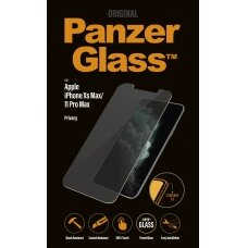 PanzerGlass P2663 Apple, iPhone Xs Max/11 Pro Max, Tempered glass, Transparent, with Privacy filter
