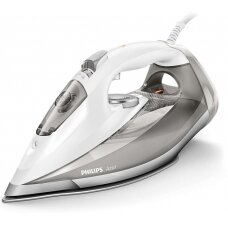 Philips Iron GC4901/10 Steam Iron, 2800 W, Water tank capacity 300 ml, Continuous steam 50 g/min, Steam boost performance 220 g/min, White/Grey