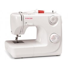 Sewing machine Singer SMC 8280 White, Number of stitches 8, Number of buttonholes 1