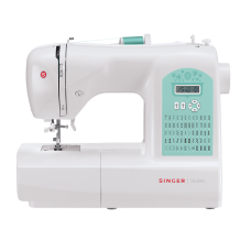 Sewing machine Singer STARLET 6660  White, Number of stitches 60, Number of buttonholes 4, Automatic threading