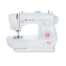 Singer Sewing Machine 3333 Fashion Mate™ Number of stitches 23, Number of buttonholes 1, White