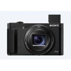 """Sony DSC-HX99B Compact camera, 18.2 MP, Optical zoom 28 x, Digital zoom 120 x, Image stabilizer, ISO 12800, Touchscreen, Display diagonal 3.0 """", Wi-Fi, Focus 0.05m - ∞, Video recording, Rechargeable, Black"""