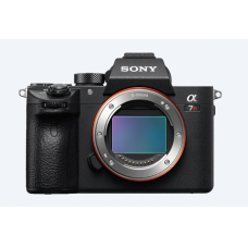 Sony ILCE-7RM3A A7R III with 35mm full-frame image sensor