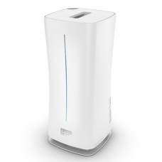 Stadler form Air humidifier  Eva E014 White, Type Ultrasonic, Suitable for rooms up to 50 m², 125 m³, Humidification capacity 320 ml/hr, Water tank capacity 4 L, 26 W