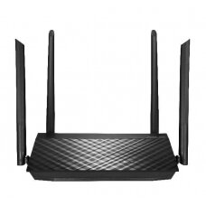 Wireless Router ASUS Wireless Router IEEE 802.11a IEEE 802.11b IEEE 802.11g IEEE 802.11n IEEE 802.11ac USB 2.0 1 WAN 4x10/100/1000M Number of antennas 4 RT-AC59UV2