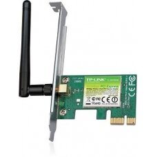 WRL ADAPTER 150MBPS PCIE/TL-WN781ND TP-LINK